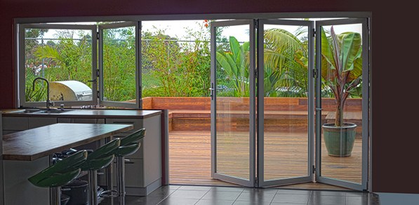 Accordion Bifold Door Amp Window Applications Lacantina Doors