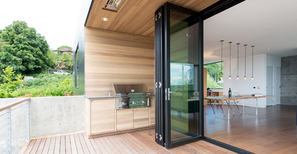 how to measure for exterior bifold doors