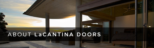 bout LaCantina Doors Folding Door Systems