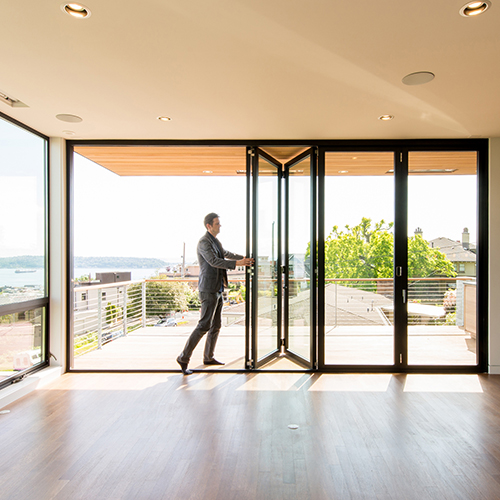 Sliding Glass Doors - Exterior & Interior Sliding Doors ...